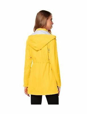 ZHENWEI Waterproof Jacket Lined Outdoor ...