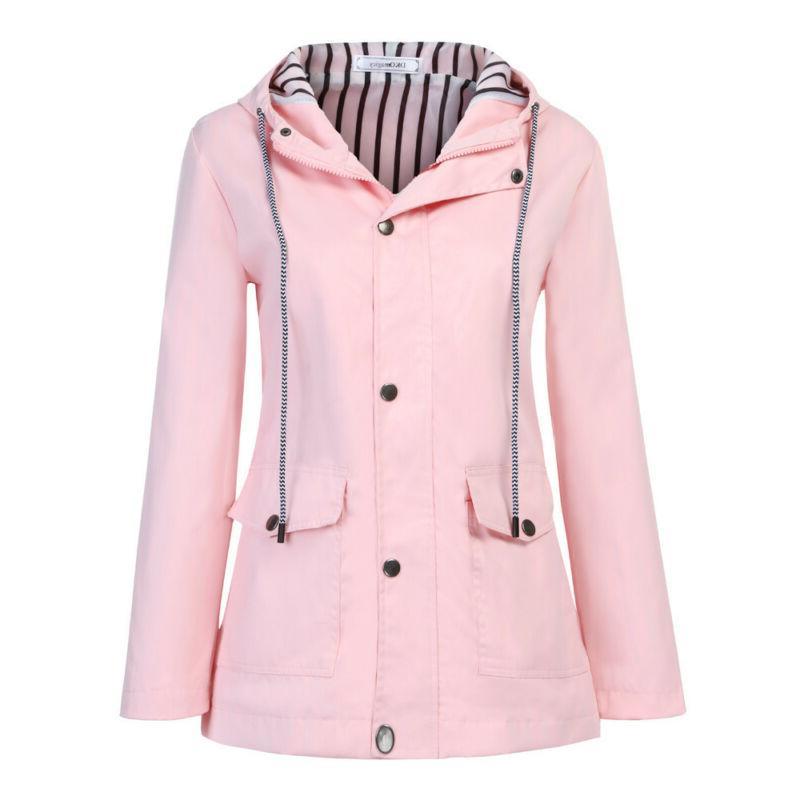 Women's Outdoor Coats Zip