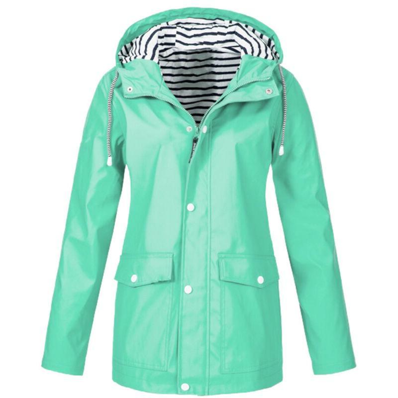 Women's Outdoor Zip Hooded