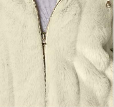 Women's Winter reversible Faux Fur &