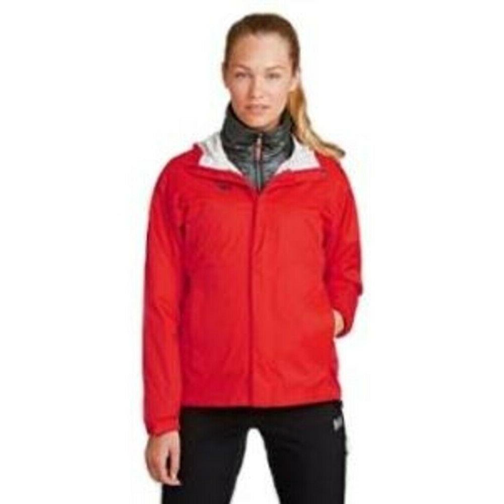 Helly Hansen Women Teen Girl Loke RAIN Jacket Breathable w H