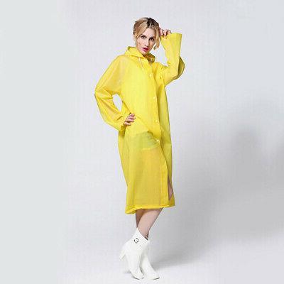 Womens Jacket Adult Raincoat Rain Coat