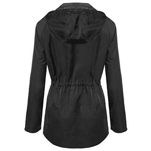 Womens Waist Coat Windbreaker Outdoor