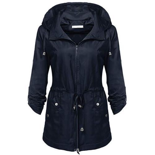 Womens Zip Waist Coat