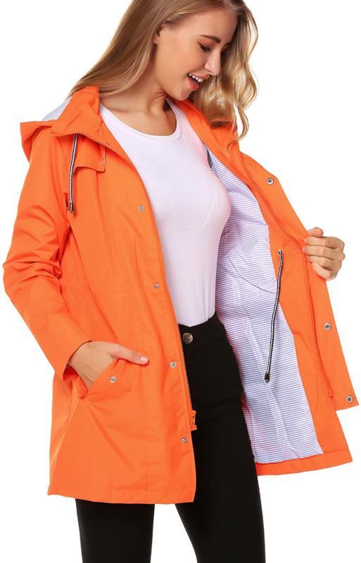 Zhenwei Waterproof Active Jacket S-Xxl