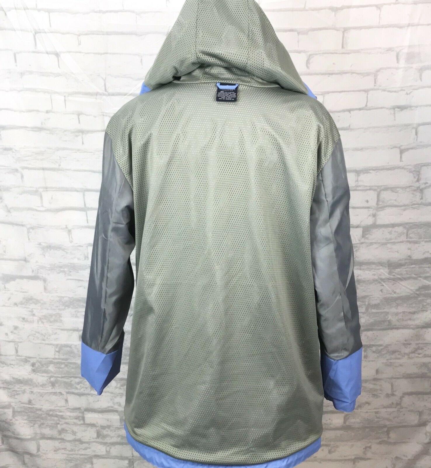 New Waterproof Jacket 3X Blue