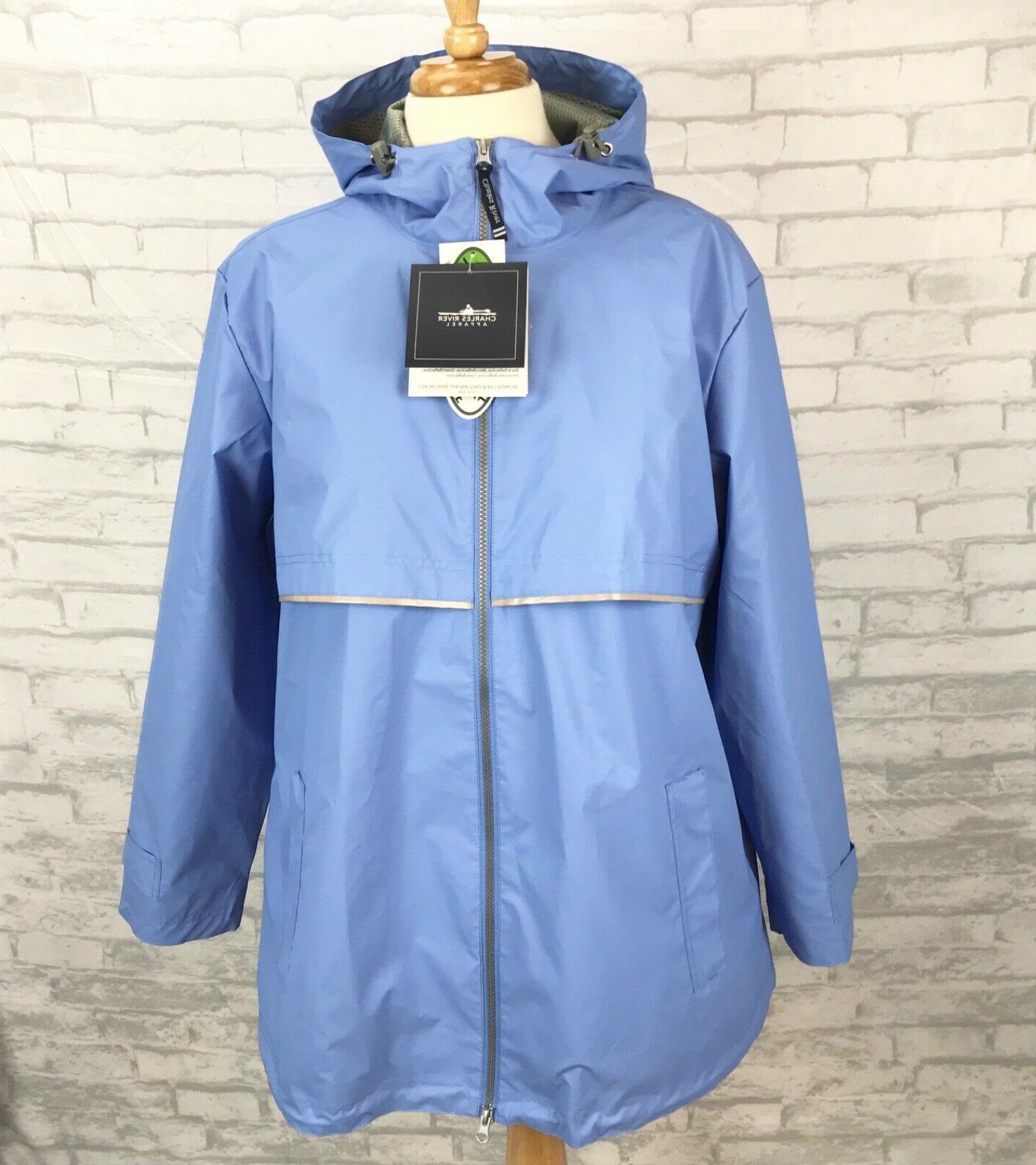 womens new englander waterproof rain jacket plus