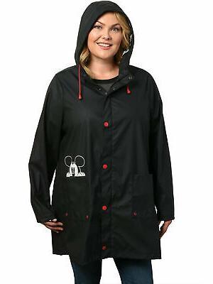 Women's Size Mouse Coat Jacket
