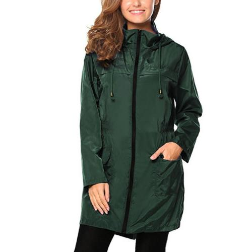 Womens Jacket Coat For Rain