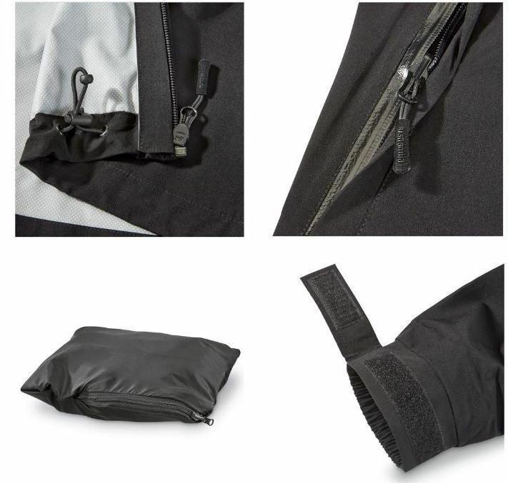 XL 100% Waterproof Breathable Coat Jacket Wind Fishing