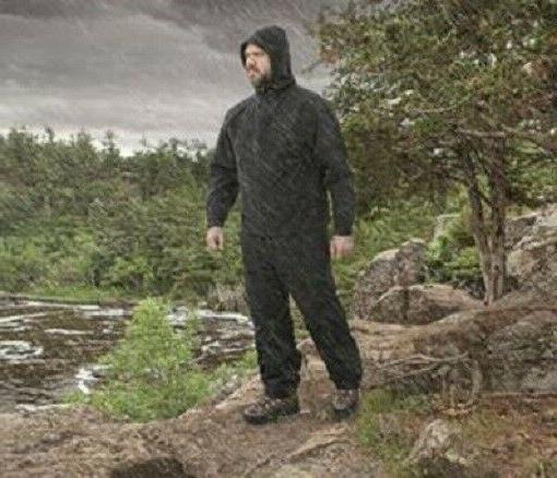 XL Mens 2.5 Waterproof Breathable Jacket Fishing