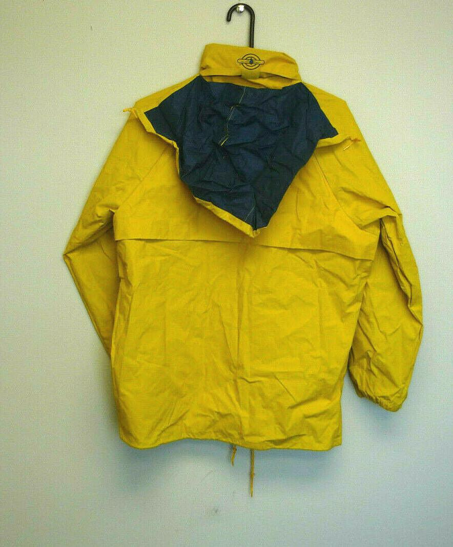 Charles River Apparel Zipper Coat New With Tags Small