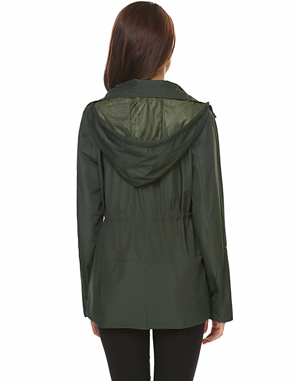 zhenwei Rain Waterproof Hood Outdoor Active