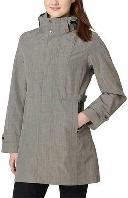 Kirkland Signature Ladies' Trench Rain Jacket/ Coat , Waterp