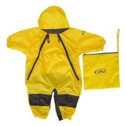 Tuffo Little Boys' Toddler Muddy Buddy Overalls, Yellow , 2T