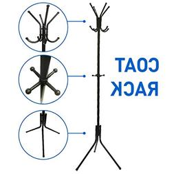 Liverpool Metal Coat Rack Stand – 6' Tall - Use with Jac