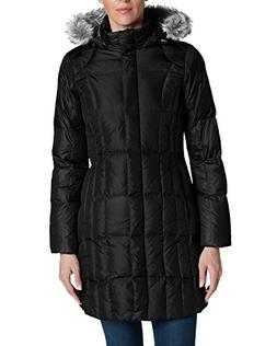 Eddie Bauer Women's Lodge Down Parka, Black Regular S Regula
