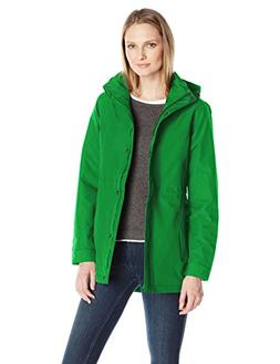 Charles River Apparel Women's Logan Jacket, Kelly Green, M