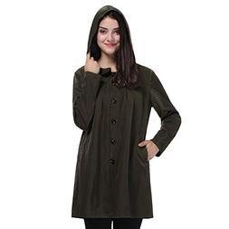long sleeve lightweight waterproof hooded