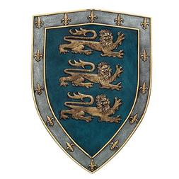 Pacific Giftware Medieval Times Three Lions Royal Coat of Ar