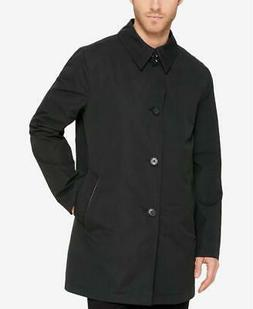 Cole Haan Signature Men's 2-in-1 Car Coat with Removable Lin