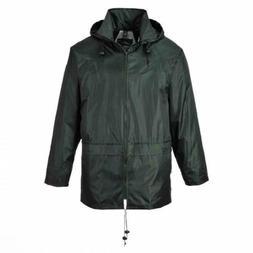 Portwest Men's Classic Rain Jacket 4XL  - Navy