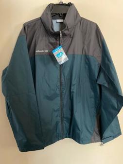 Men's  Columbia Glennaker Lake Rain Jacket Coat Waterproof G