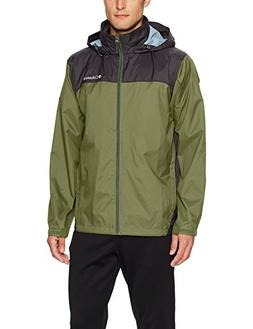 Columbia Men's Glennaker Lake Rain Jacket, Mosstone, Shark,