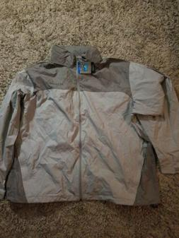 Columbia men's glennaker lake rain jacket NWT mens 3x retail