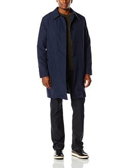 Cole Haan Men's Nylon Rain Coat with Removable Liner, India
