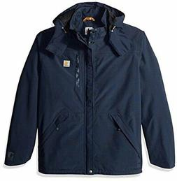 Carhartt Men's Shoreline Jacket Waterproof Breatha - Choose