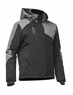 men s waterproof ski jacket mountain windproof