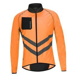 Men's Women's Cycling Skin Coat Jersey, Bicycle Windproof Ja