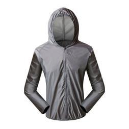 Men Women Cycling Skin Coat Jersey Bicycle Windproof Jacket
