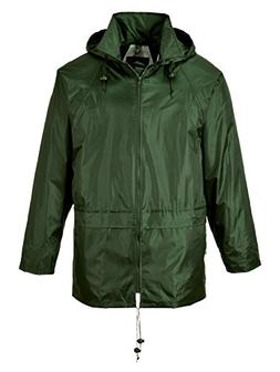 Portwest - Mens Classic Rain Jacket, Waterproof Workwear  ,