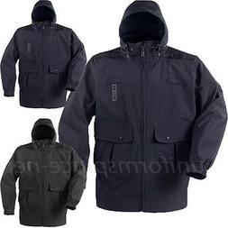 Mens Rain Jacket Propper Waterproof Defender Gamma Long Rain
