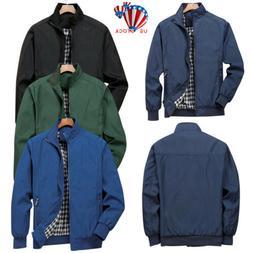 Mens Regatta Waterproof Fleece Jacket Rain Zip Coat Winter C
