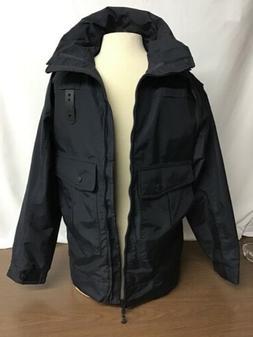 mens waterproof rain jacket nylon