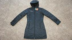 Columbia Women's Mighty Lite Hooded Jacket, Black, X-Small