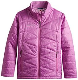 Columbia Mighty Lite Insulated Jacket - Girls' Blossom Pink,