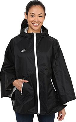 The North Face Women's Mindfully Designed Poncho TNF Black