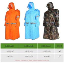 Multi-Functional Pack Covers Backpack One-Piece Poncho Rainc