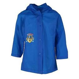 New Nickelodeon Kid's Paw Patrol Rain Coat