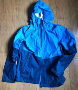 NEW! Mountain Hardwear Mens L Exponent Waterproof Hooded Rai