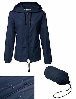 Meaneor NEW Navy Blue Womens Size XL Lightweight Quick Dry R