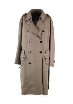 New TOM FORD Taupe Rain Coat Size 48 / 38R U.S. Outerwear Ja