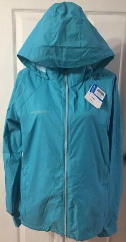 New w/defect Columbia Womens XL Switchback II Jacket Rain Co