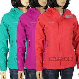 """New Womens Columbia """"Bella Vista"""" EXS Omni-Tech Rain Wind Ja"""