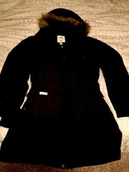 Nwot Mckinley Womens Down Parka Xl Black 10000mm Rain Coat F