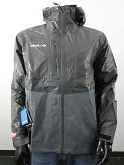 NWT Mens Columbia Outdry Explorer Hooded Hybrid Waterproof R